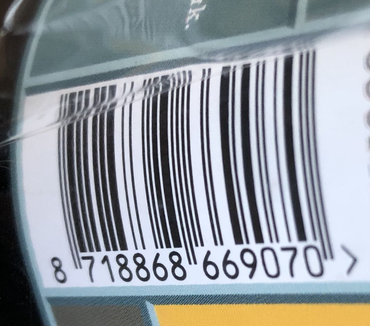 Creating EAN Barcodes - Productlabel
